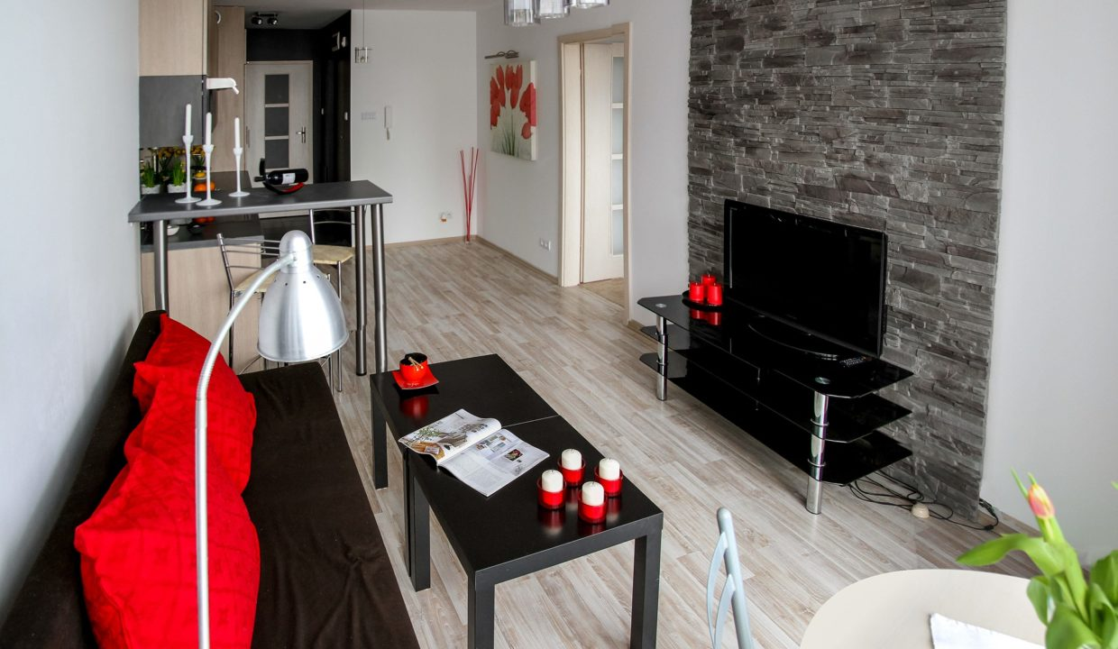 Appartement Hollerich salon 4 Luxembourg