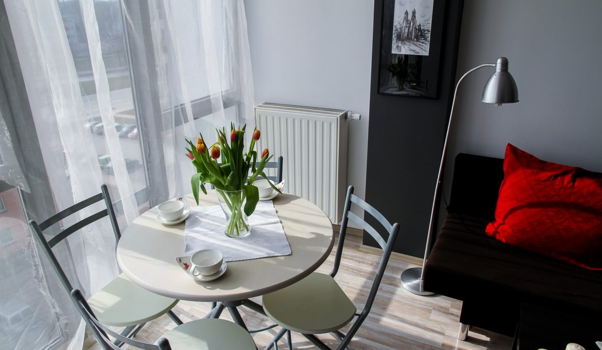 Appartement Hollerich salon 1 Luxembourg