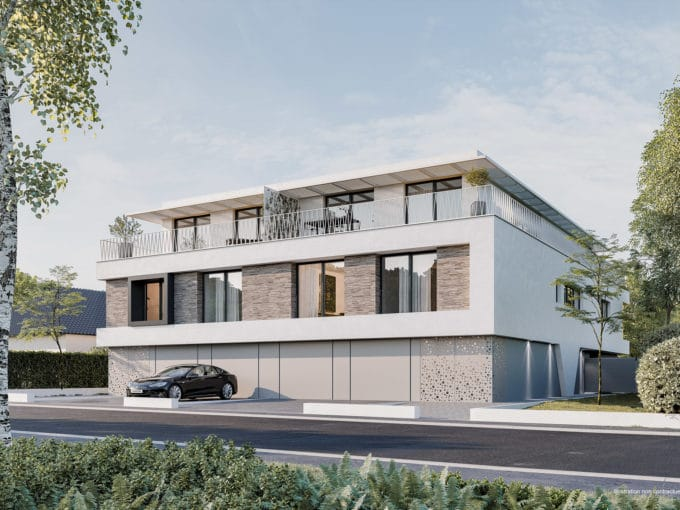 Residence Hemingway c-immo façade